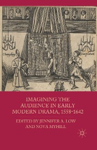 Cover Imagining the Audience in Early Modern Drama, 1558-1642