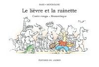 Cover Le lièvre et la rainette