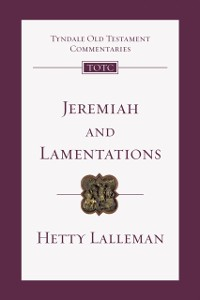 Cover Jeremiah and Lamentations