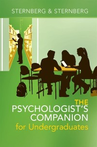 Cover Psychologist's Companion for Undergraduates
