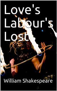 Cover Love's Labour's Lost