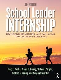 Cover School Leader Internship