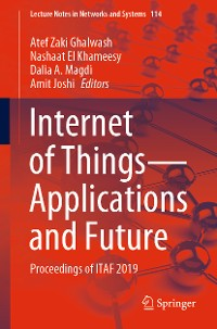 Cover Internet of Things—Applications and Future
