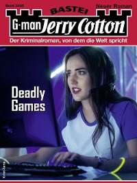 Cover Jerry Cotton 3335 - Krimi-Serie