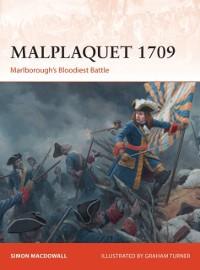 Cover Malplaquet 1709