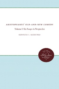 Cover Aristophanes' Old-and-New Comedy