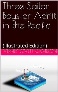 Cover Three Sailor Boys or Adrift in the Pacific