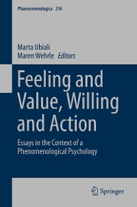 Cover Feeling and Value, Willing and Action
