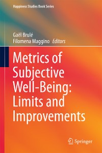 Cover Metrics of Subjective Well-Being: Limits and Improvements