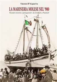 Cover La Marineria molese nel '900