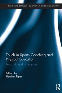 Cover Touch in Sports Coaching and Physical Education