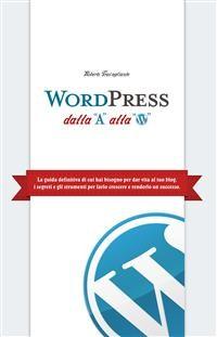 Cover WordPress dalla A alla W