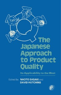 Cover Japanese Approach To Product Quality