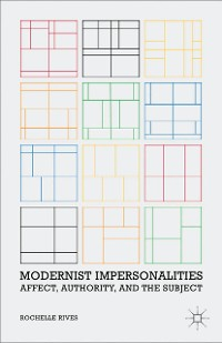Cover Modernist Impersonalities