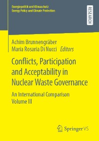 Cover Conflicts, Participation and Acceptability in Nuclear Waste Governance