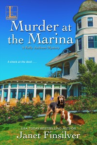 Cover Murder at the Marina