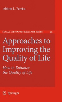Cover Approaches to Improving the Quality of Life