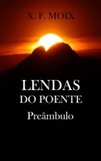 Cover Lendas do Poente - Preambulo