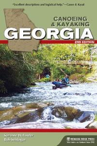 Cover Canoeing & Kayaking Georgia