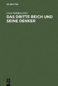 Cover Das Dritte Reich und seine Denker