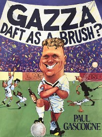 Cover Gazza Daft as a Brush