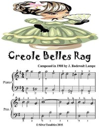 Cover Creole Belles - Easiest Piano Sheet Music Junior Edition