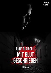 Cover MIT BLUT GESCHRIEBEN