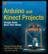 Cover Arduino and Kinect Projects