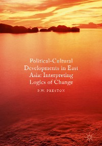 Cover Political Cultural Developments in East Asia