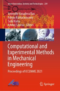 Cover Computational and Experimental Methods in Mechanical Engineering
