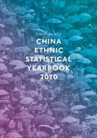 Cover China Ethnic Statistical Yearbook 2020