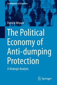 Cover The Political Economy of Anti-dumping Protection