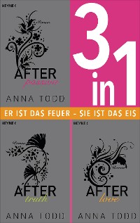 Cover After 1-3: After passion / After truth / After love (3in1-Bundle)