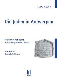 Cover Die Juden in Antwerpen