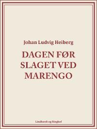 Cover Dagen før slaget ved Marengo