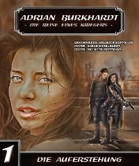 Cover ADRIAN BURKHARDT: Die Auferstehung