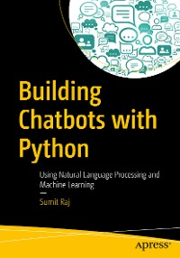 Cover Building Chatbots with Python