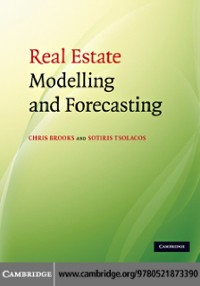 Cover Real Estate Modelling and Forecasting