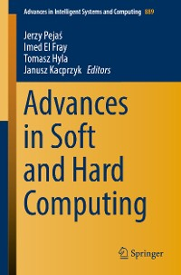 Cover Advances in Soft and Hard Computing