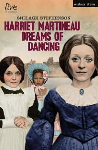Cover Harriet Martineau Dreams of Dancing
