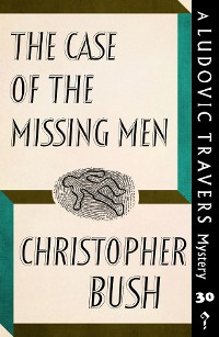 Cover The Case of the Missing Men