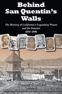 Cover Behind San Quentin's Walls