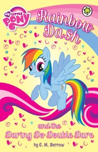 Cover Rainbow Dash and the Daring Do Double Dare