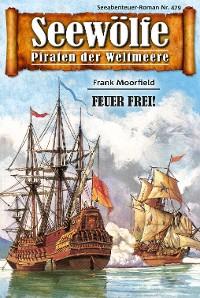 Cover Seewölfe - Piraten der Weltmeere 479
