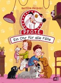 Cover P.F.O.T.E. - Ein Ohr für alle Fälle