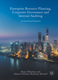 Cover Enterprise Resource Planning, Corporate Governance and Internal Auditing