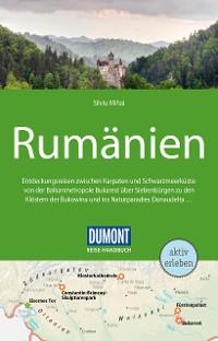 Cover DuMont Reise-Handbuch Reiseführer Rumänien