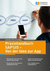 Cover Praxishandbuch SAP UI5 - Von der Idee zur App
