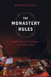 Cover The Monastery Rules