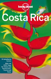 Cover Lonely Planet Reiseführer Costa Rica